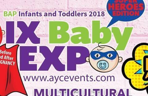 Baby Expo Superheroes Edition 2018