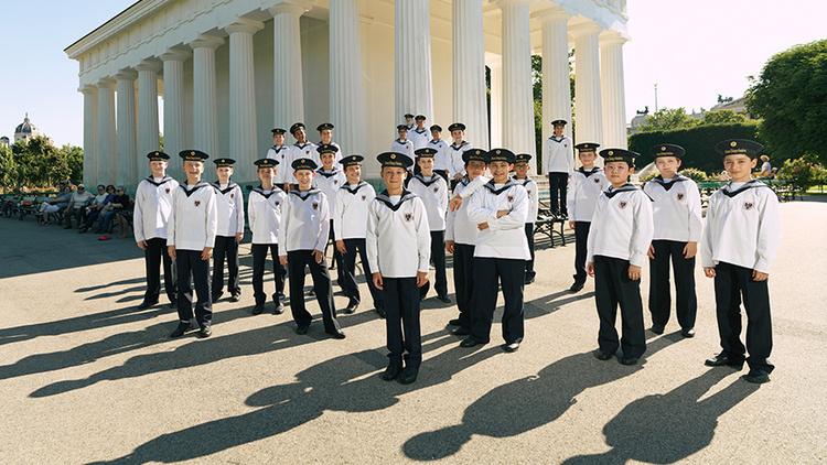 Artist Series: Vienna Boys Choir