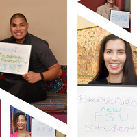 Fall Undergraduate International Student Orientation