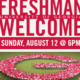 WelcomeUGA: Freshman Welcome