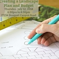 Creating a Landscape Plan and Budget