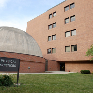 Physical Sciences Building