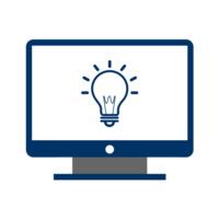 Light bulb computer