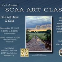 Santa Clarita Artists Association Art Classic
