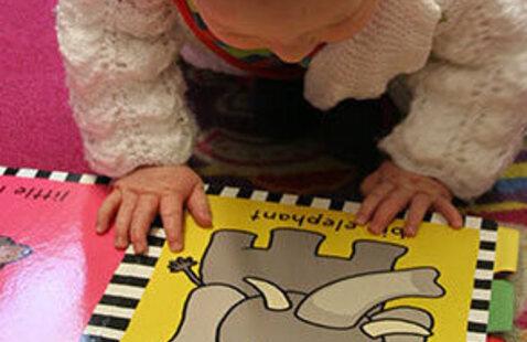 Born to Read and Be Bilingual (Nati per leggere): Children 0-12 Months