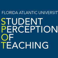 SPOT (Student Perception of Teaching)-2018 Summer Term 1 and 3