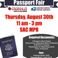 UofL Passport Fair