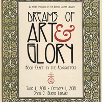 Dreams of Art & Glory: Book Craft by the Roycrofters