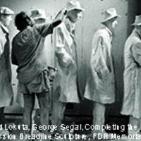 Exhibition | George Segal in Black and White: Photographs by Donald Lokuta and Drawings by George Segal
