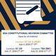 SGA Constitutional Revision Committee