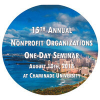 REGISTER NOW! 15th Annual Nonprofit Organizations One-Day Seminar
