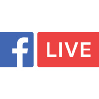 Stock photo for Facebook Live events