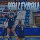 URI Volleyball vs Yale