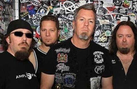 Damage Inc band members