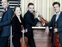 Eastman Ranlet Series:  St Lawrence String Quartet