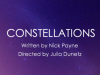 Constellations by Nick Payne