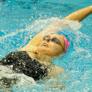 BGSU Women's Swimming & Diving vs Ohio - Meserve Cup // Pink Out