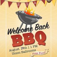 SGA Welcome Back BBQ