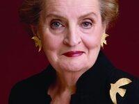 An Evening with Madeleine Albright