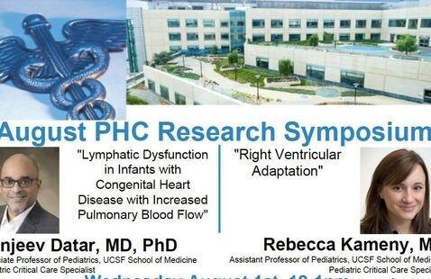Pediatric Heart Center Research Symposium