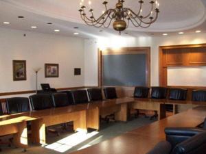Morison Hall Boardroom 300