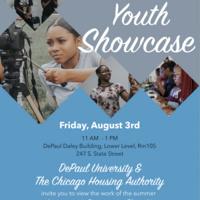 CDM/CHA Summer Youth Showcase
