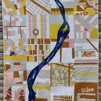 MODERN QUILT GUILD AUCTION