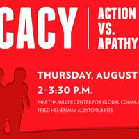 Advocacy: Action versus Apathy