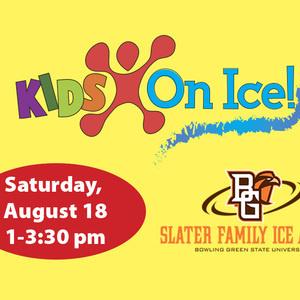 2nd Annual WBGU-TV KidsX on Ice