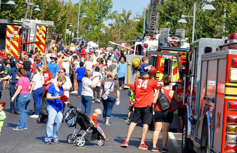 Public Safety Fall Festival