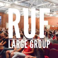 Reformed University Fellowship Large Group
