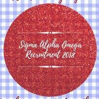 Sigma Alpha Omega Recruitment: Info Night