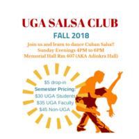 Welcome Back Salsa Dance Social