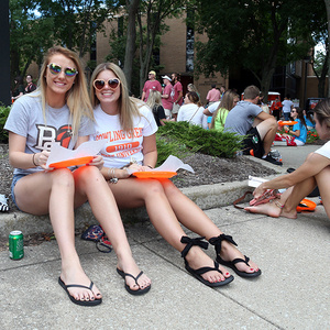 First-Year Student Picnic