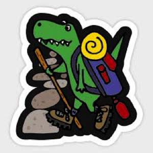 Musical Dinosaur Hunt Hike