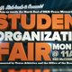 Stadium Student Organization Fair