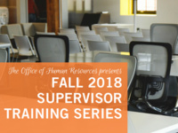 Supervisor Training Series - Motivating and Developing Employees