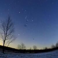 Star Party at Hillman State Park