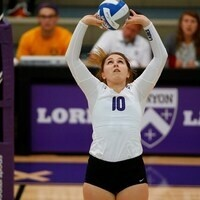 Kenyon College Volleyball vs  Mount St. Joseph University