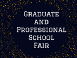 Graduate and Professional School Fair