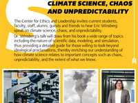 CEL Speaker Series: Eric Winsberg on Philosophy and Climate Science
