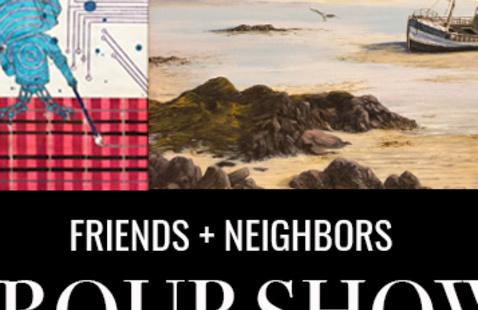 Friends + Neighbors Art Show