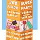 3rd Floor Block Party