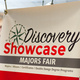 Discovery Showcase Fall Majors Fair