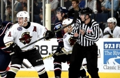 Atlanta Gladiators vs. Norfolk Admirals