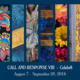 Call and Response Art Exhibit - Artists' Reception