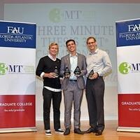 Three Minute Thesis (3MT) Championship