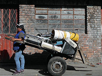 Federico Parra: Recognizing Informal Recyclers: A New Paradigm for Waste Management — the Case of Bogotá