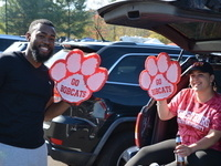 Tailgating - Homecoming Weekend 2018