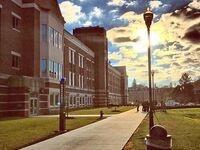 Walking Campus Tour - Homecoming Weekend 2018